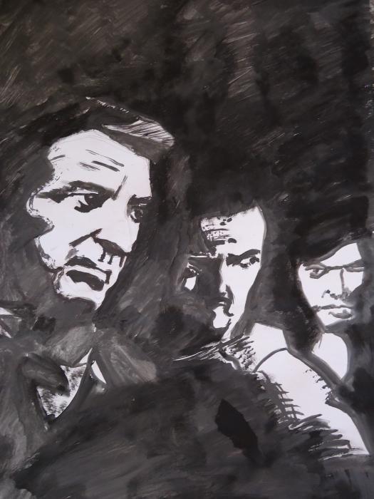 Milla Jovovich, Edward Norton, Robert De Niro por martin28